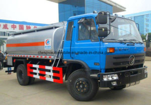 Dongfeng 4*2 12000L Fuel Tank Truck 12 Tons Refuel Truck Price pictures & photos