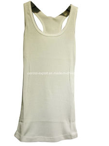 Cotton Lady Tank Top Woman Top Camisoles pictures & photos