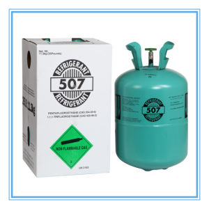Mixed Refrigerant Gas R507 Used for Air Conditioning pictures & photos