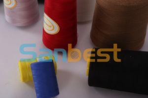 Poly/Poly Corespun Sewing Thread pictures & photos