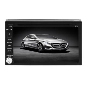 for 6.5 Inch Universal Car Navigation with DVD Bt ISDB DVR DTV USB Reversing Camera TPMS pictures & photos
