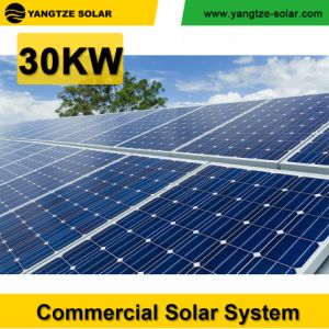 Grade a Quality Chinese Cheap 280watts Monocrystalline Solar Panels Price pictures & photos