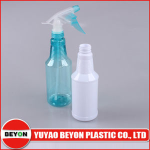 500ml Plastic Pet Bottle with Trigger Sprayer pictures & photos
