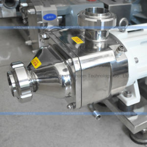 High Quality Sanitary Twin Screw Pump for Chocolate pictures & photos