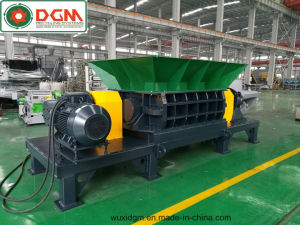 Double Shaft Shredder for Recycling Scrap Metal pictures & photos