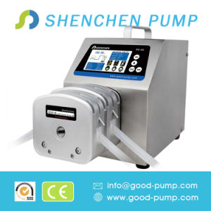 Big Flow Rate Dispensing Peristaltic Pump pictures & photos