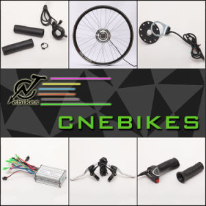 Brushless Gearless Motor 36V 250W Ebike Conversion Kit pictures & photos