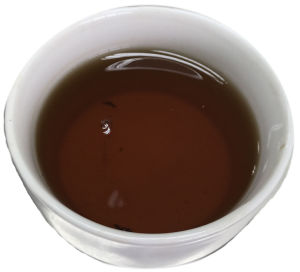 Oolong Tea Black Leaf--Wuyi Rock Oolong pictures & photos
