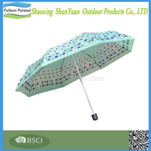 21inch 3 Folding Umbrella Cheap Customized Gift Sun Umbrella