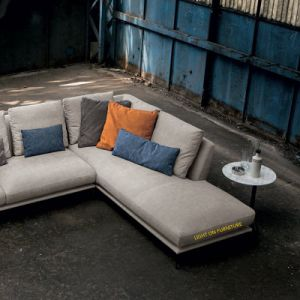 Modern New Style Living Room Sofa Set with Fabric (F1112#) pictures & photos