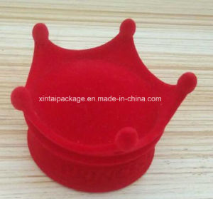 Factory Wholesale Crown Flock Box for Jewelry pictures & photos