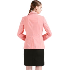 Made to Measure Women Fashion Stylish Velvet Suit Blazer pictures & photos