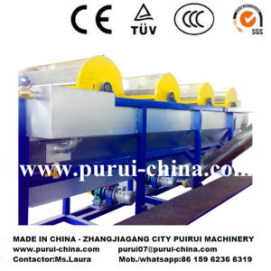 Plastic Recycling and Washing Machine for Pet Flakes pictures & photos