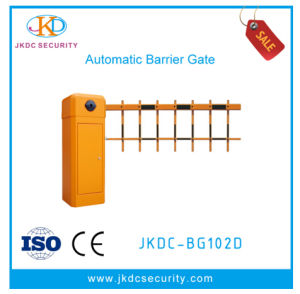 2 Fences Automatic Highway Toll Parking System Barrier Gate pictures & photos