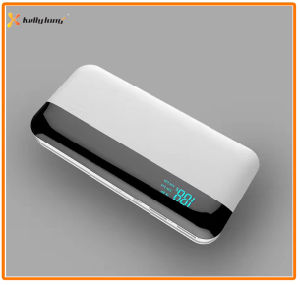 Huge Capacity New Power Bank 16800mAh Dual Output LED Display Power Bank Supplier pictures & photos