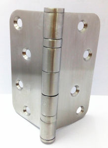 High Quality 3 Inch Stainless Steel Furniture Door Hinges pictures & photos