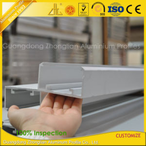 U Shape Anodized Aluminium Profile Extrusion for Furtures Decoration pictures & photos