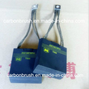 Morgan Carbon Brush for Traction Motor Type Of Part No. 25C14076P01 pictures & photos