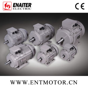 AL Housing IP55 IE2 Electrical Motor pictures & photos