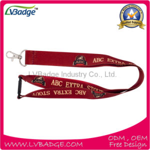 Hot Selling Item Custom Polyester Lanyard with Metal Buckle pictures & photos