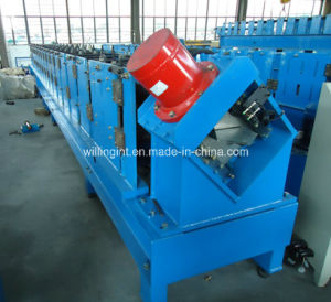 Automatic Z Shape Steel Purlin Roll Forming Machine pictures & photos