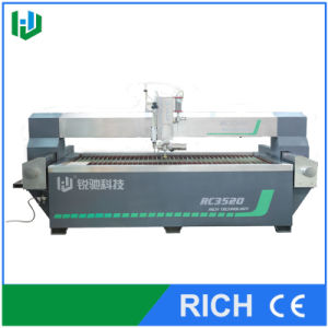 Compact Size Waterjet Cutting Machine pictures & photos