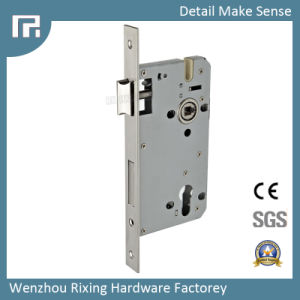Stainless Steel Fire Resistant Mortise Door Lock Body (153-50) pictures & photos