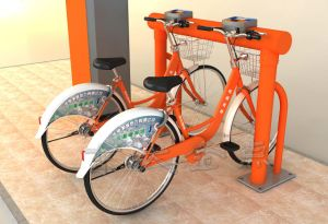 Public Bicycles-Standard Beam Type Lock pictures & photos