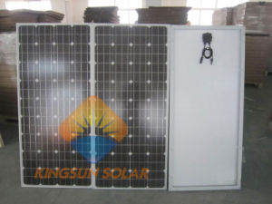 85-100W Mono Solar Cell Panel/Photovoltaic Panel pictures & photos
