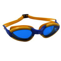 Anti-Fog Swimming Goggles with Silicone Band pictures & photos