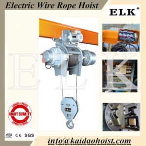 3tonne Electric Wire Rope Hoist From Manufacturer pictures & photos