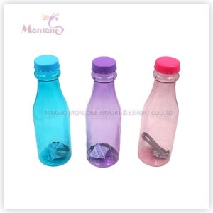 Promotional BPA Free Air-Tight Frosted Soda Bottle pictures & photos