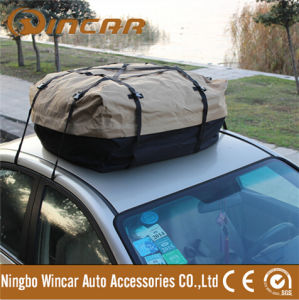 Soft Rooftop Storage Pack Car SUV Roof Cargo Bag Camping Carrier Stowage Gear