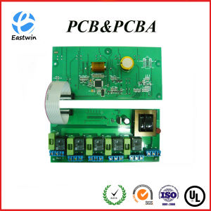 Fr4 2 Layer OEM Electronic Printed Circuit Board Assembly pictures & photos