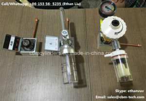 Female-Inlet Argon Regulator for Argon Cylinders pictures & photos
