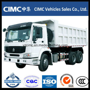 Low Price Sino HOWO 6X4 Dump Truck 336HP pictures & photos