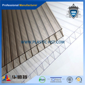2015 Hot Sell New Product Polycarbonate Hollow Sheet for Decoration pictures & photos