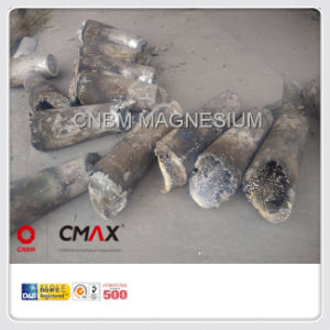 Primary Magnesium Ingot Mg 9990 and Mg9995 According to National Standards pictures & photos