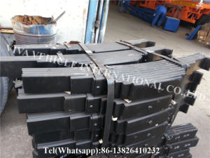 Truck Trailer Leaf Spring 100*14 pictures & photos