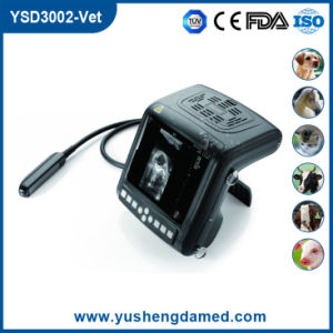 Ce ISO Approved Veterinary Palmtop Full Digital Ultrasound Scanner pictures & photos