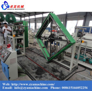Construction Safety Netting Wire Production Line pictures & photos