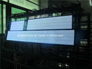 Indoor LED Display Video Wall for Event, Stage (P3.125/P3.91/P4.81/P5.68/P6.25) pictures & photos
