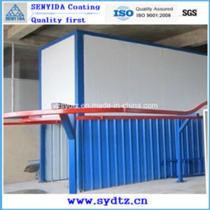 Powder Coating Painting Line of Moisture Drying System and Powder Curing System pictures & photos