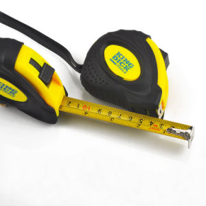 5meter Printed Your Logo Mouse Shape Flexible Steel Tape Measure (RUT-006) pictures & photos