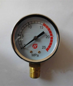 LPG MPa Pressure Gauge with Ce pictures & photos