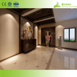 Emin Nano Glass Floor Wall Tile for Ya′an China Art Museum pictures & photos