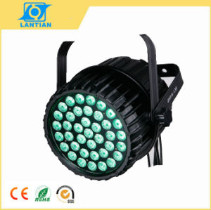 RGBW High Power LED Waterproof PAR Can for Stage Light pictures & photos