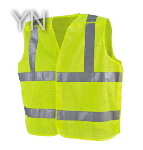 Europe Hot Selling High Visibility Reflective Safety Vest pictures & photos