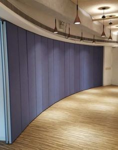 Soundproof Moveable Partition Walls for Office pictures & photos