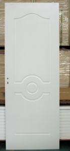 PVC-Bathroom-Door-Price with Glass Room Office Interior Door pictures & photos